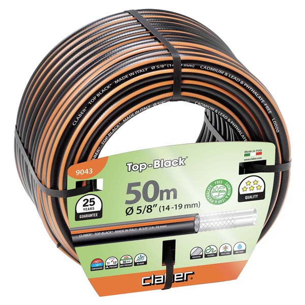 "Top-Black m 50 Ø 5/8"" (14-19 mm)"