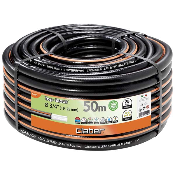 "Top-Black m 50 Ø 3/4"" (19-25 mm)"