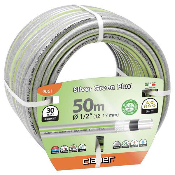 "Silver Green Plus m 50 Ø 1/2"" (12-17 mm)"