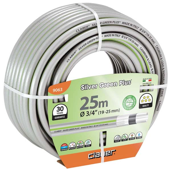 "Silver Green Plus m 25 Ø 3/4"" (19-25 mm)"
