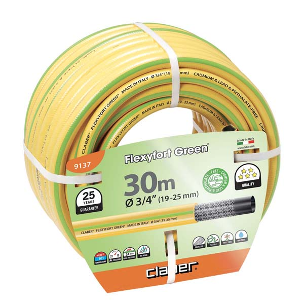 "Flexyfort Green Ø 3/4"" (19-25 mm) m 30"